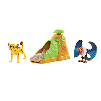 Disney The Lion Guard Two Figure Battle Pack - Fuli & Mzingo