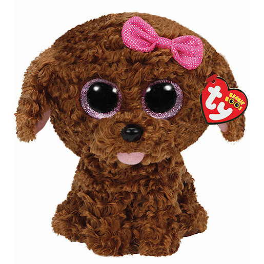 Ty Beanie Boo Buddy - Maddie the Dog Soft Toy