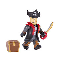 ROBLOX - Captain Rampage Figure