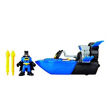 Fisher-Price Imaginext DC Super Friends - Batman with Bat Boat