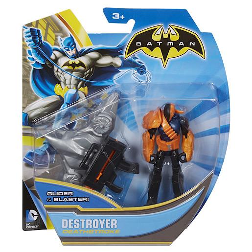 Batman Blaster Deathstroke Figure