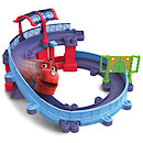 Chuggington Stacktrack City Rail Station with Wilson Train