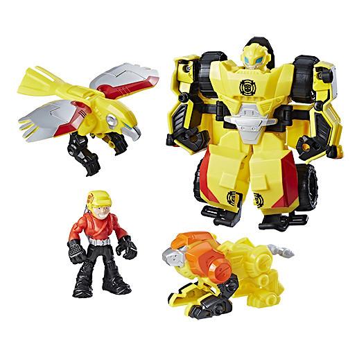 Playskool Heroes Transformers Rescue Bots Team
