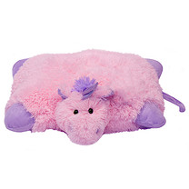 Snuggle Buddies Dreams the Unicorn Cushion