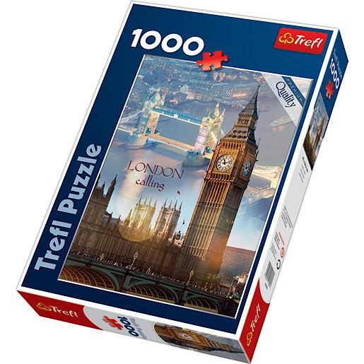 Trefl Big Ben Puzzle - 1000 Pieces