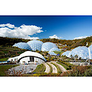 Visit the Eden Project - Two Adults and One Child