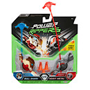 Power Rippers 2 Pack Bull Shark vs Heavy Metal