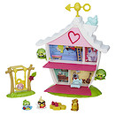 Angry Birds Stella Telepods Treehouse Playset Game