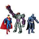 Batman V Superman Action Figure 3 Pack - Batman, Superman & Lex Luthor