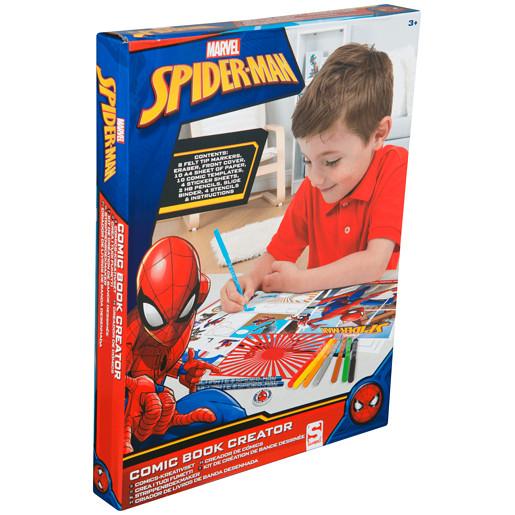 Spider-Man Comic Book Creator