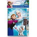 Disney Frozen Secret Notebook