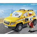 Playmobil Site Supervisor's Vehicle