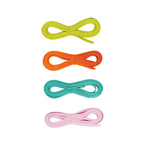 Strand Bands Multi Colour Band Four Pack