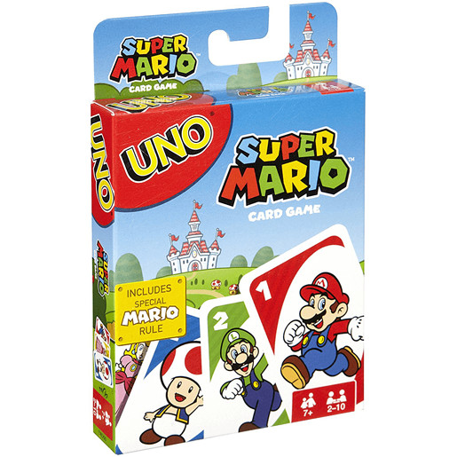 UNO Card Game - Super Mario from TheToyShop
