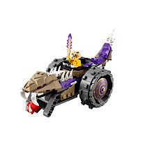 Lego Ninjago Masters of Spinjitzu Anacondrai Crusher - 70745