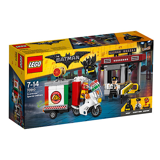 LEGO Batman Movie Scarecrow Special Delivery - 70910