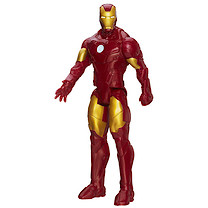 Marvel Avengers Assemble - Titan Hero 30cm Iron Man Figure