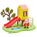 Peppa Pig Outdoor Fun Slide Playset