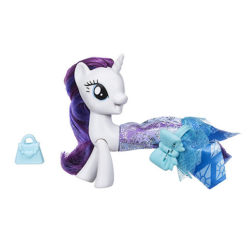 My Little Pony: The Movie Rarity Land & Sea Fashion Styles