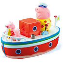 Peppa Pig Grandpa Pig's Holiday Boat