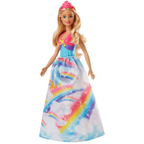 Barbie Dreamtopia Princess Doll - Blonde Hair
