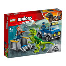 LEGO Juniors Jurassic World Raptor Rescue Truck - 10757