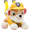 Paw Patrol Rubble Soft Backpack
