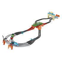 Thomas & Friends Trackmaster Thomas & Percy's Railway Race Playset