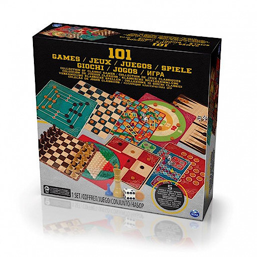 101 Games Collection