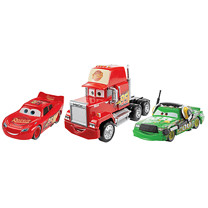 Disney Pixar Cars 3 - Derby Team 3-Pack