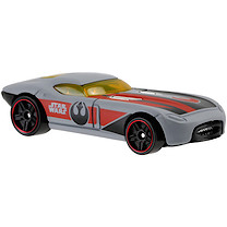 Hot Wheels Star Wars Diecast Vehicle - Fast Felion