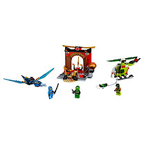 Lego Juniors Ninjago Lost Temple - 10725