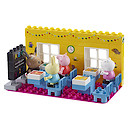 Peppa Pig Schoolhouse Construction Set