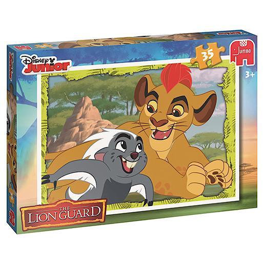 Image of Disney The Lion Guard 35 Piece Puzzle - Kion & Bunga