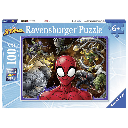 Ravensburger Marvel Spider-Man XXL Puzzle - 100pc
