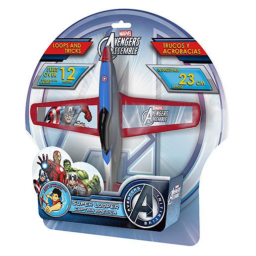 Image of Marvel Avengers Captain America Super Looper