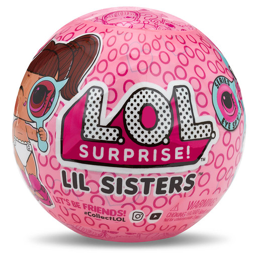 L.O.L. Surprise! Series 4 Lil Sisters - Bundle 24