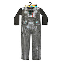 Star Wars Darth Vader Dress Up Costume (4-5 Years)