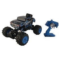 Remote Control Water and Land Truck