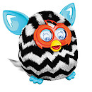 Furby Boom Interactive Soft Toy - Zigzag