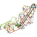 K'Nex Double Doom Roller Coaster Building Set