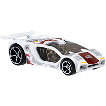 Hot Wheels Star Wars Diecast Vehicle - Stormtrooper Impavido I