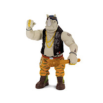 Teenage Mutant Ninja Turtles Movie 2 Super Deluxe Figure - Rocksteady