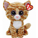 Ty Beanie Boos - Tabitha the Cat Soft Toy