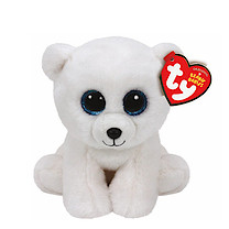 Ty Beanie Boos - Arctic the Polar Bear Soft Toy