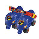 Blaze and the Monster Machines Adjustable First Skates - 5-11J