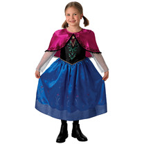 Disney Frozen Musical and Light Up Anna Costume - 7-8 Years