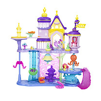 My Little Pony the Movie Canterlot & Seaquestria Castle