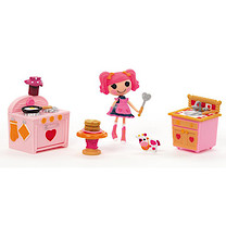 Mini Lalaloopsy Berry's Kitchen
