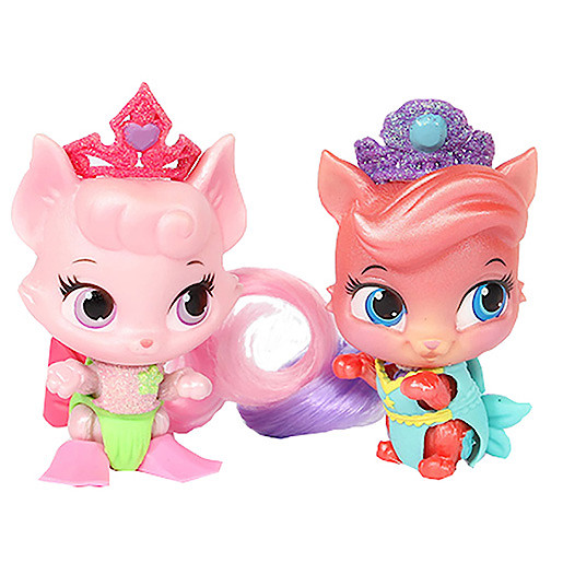 Picture of Disney Princess Whisker Haven - Treasure and Dreamy's Pool Party Playset
